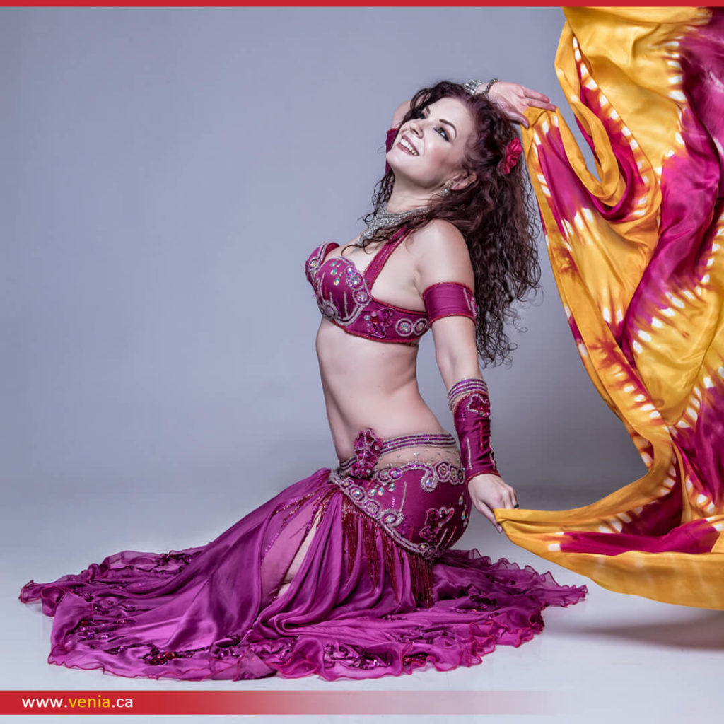 Belly Dancer 1