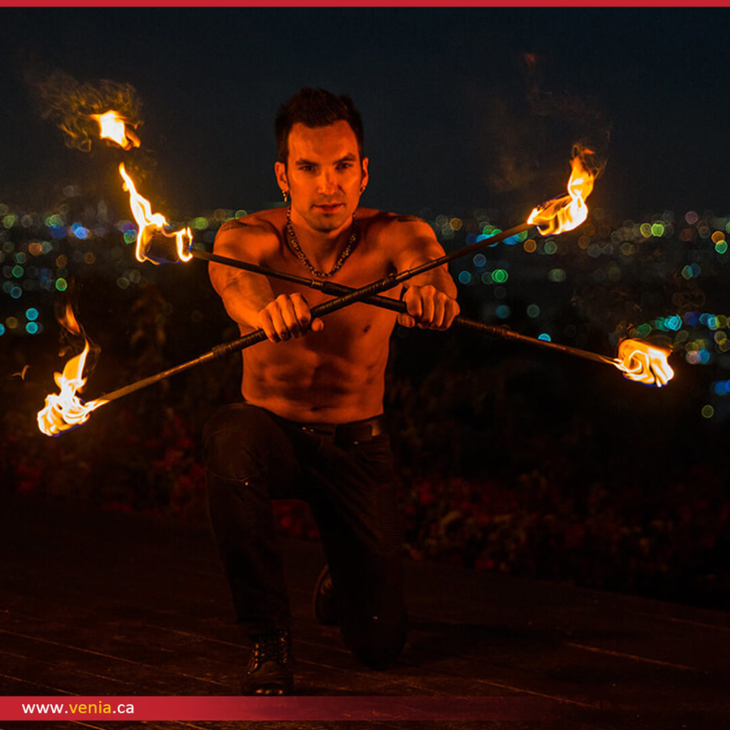 FIRE DANCER 4