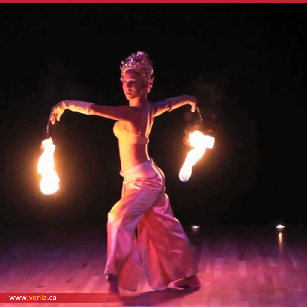 FIRE DANCER 5
