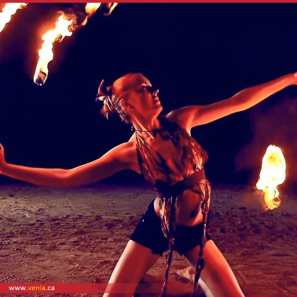FIRE DANCER 6